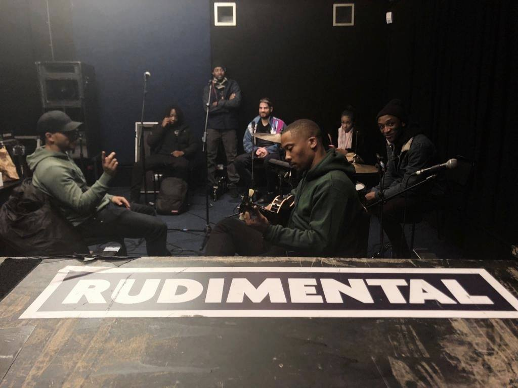 Rudimental go big with new album
